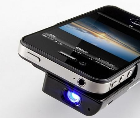 video projecteur iphone