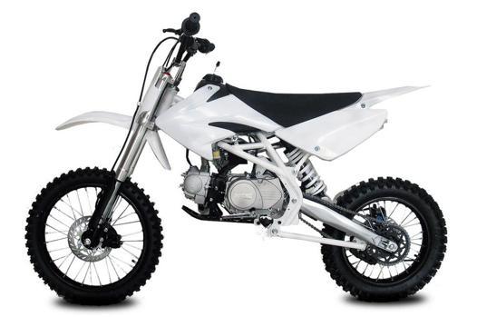 achat dirt bike