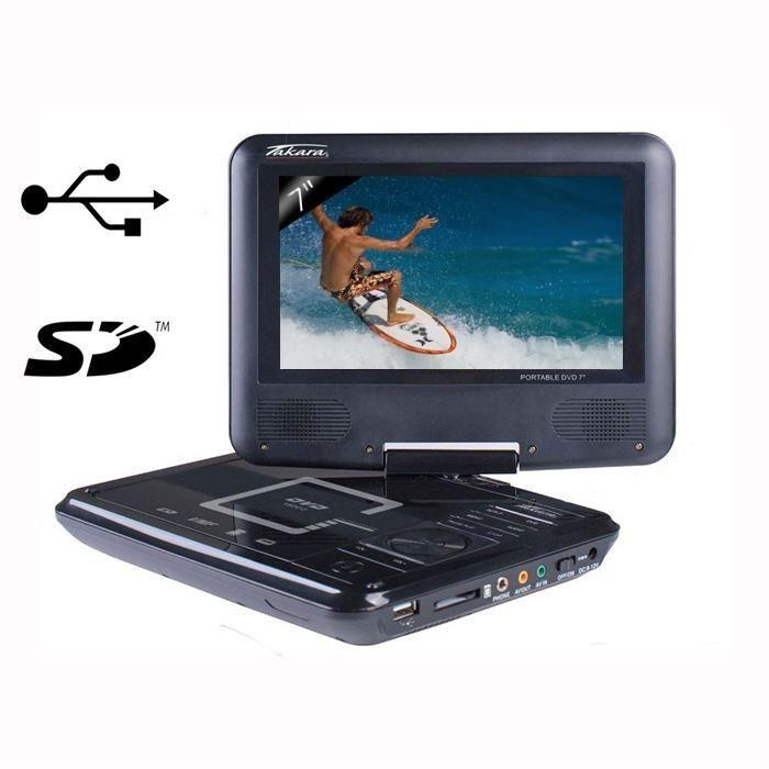 acheter un lecteur dvd portable