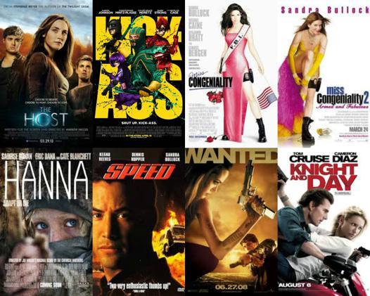 action filmer