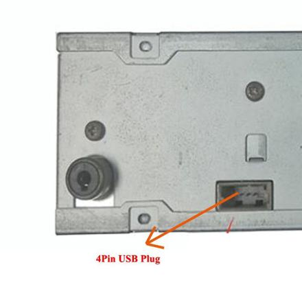 adaptateur usb peugeot 207