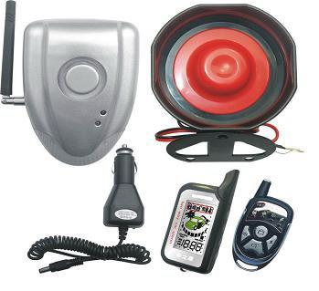 alarme auto sans fil