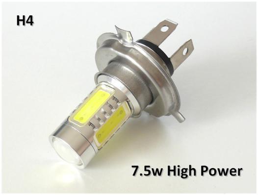 ampoule h4 led pour voiture