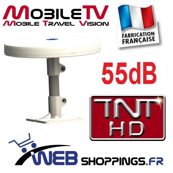 antenne omnidirectionnelle tnt hd