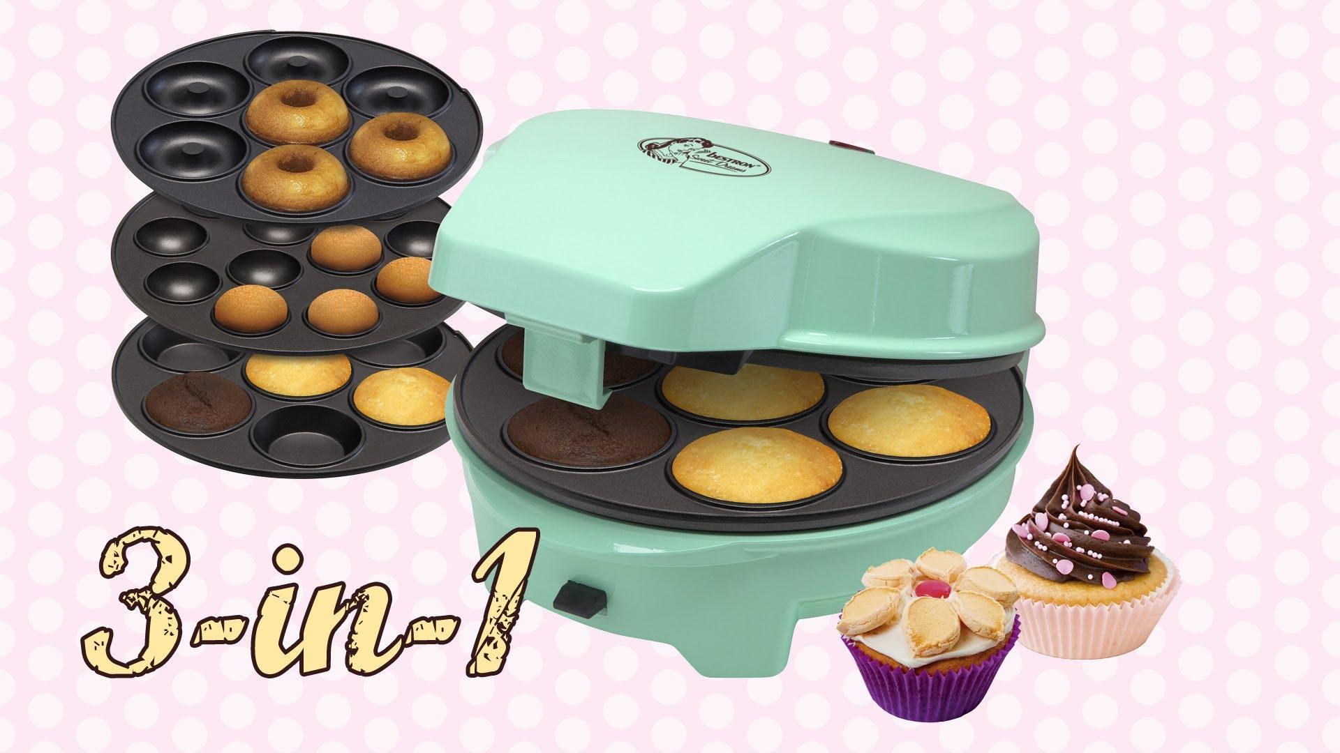 appareil à cupcake