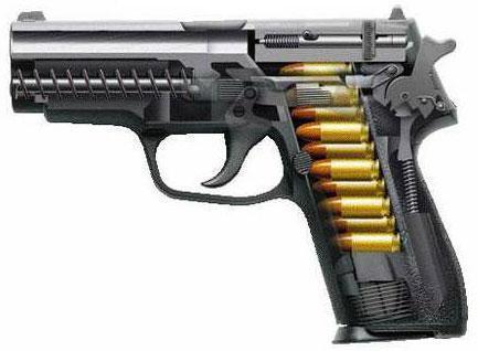 armes autorisées