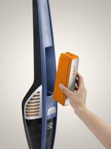 aspirateur balai batterie amovible