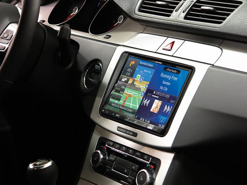 autoradio grand ecran