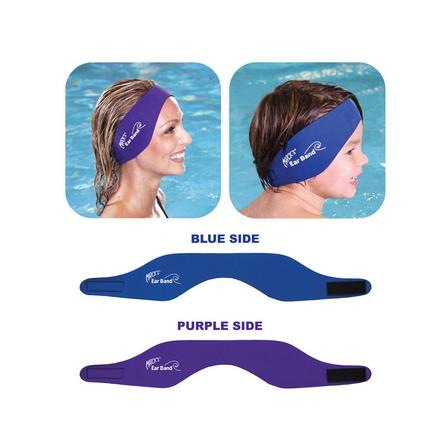 bandeau protection oreille piscine