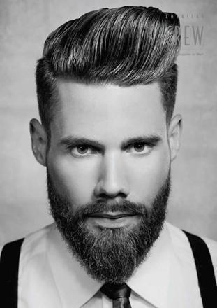barbe chic