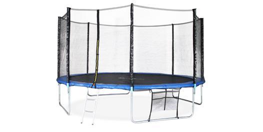 barre trampoline alice garden