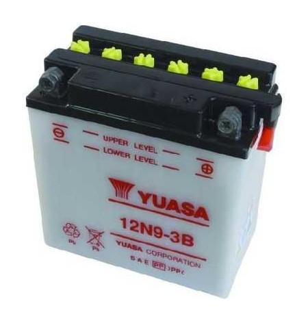 batterie moto 12v