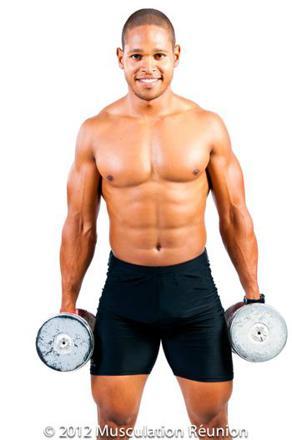 biceps haltere