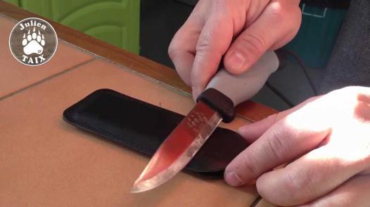 bien affuter son couteau