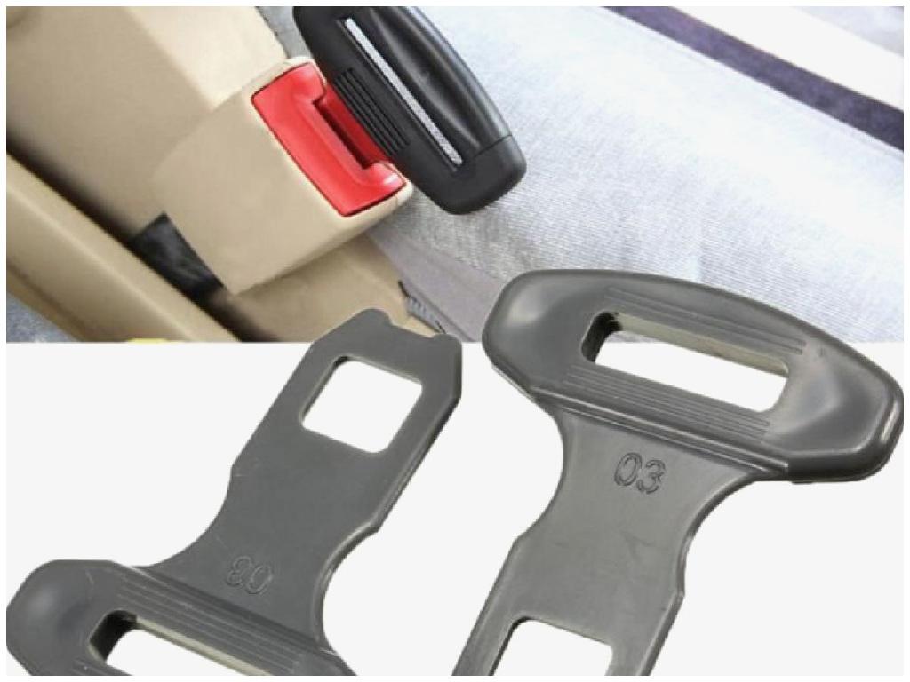 boucle ceinture securite auto