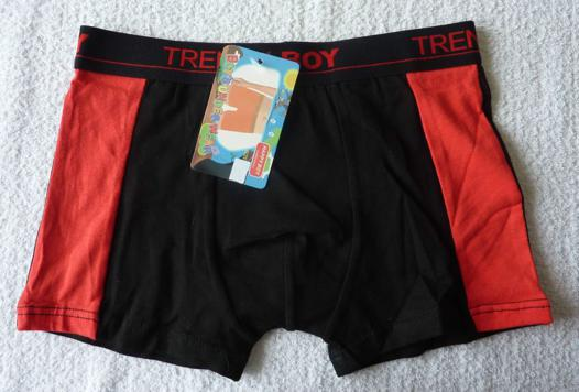 boxer taille 6