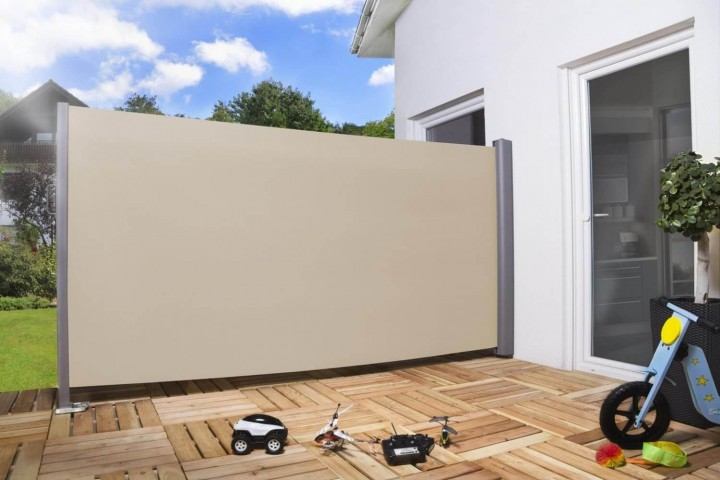brise vue terrasse retractable