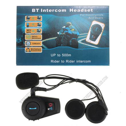 bt intercom headset