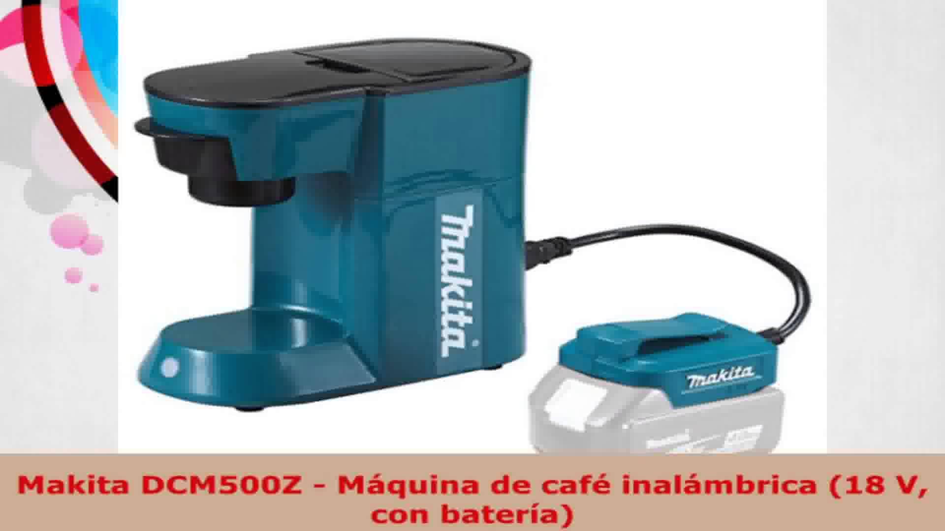 cafetiere makita