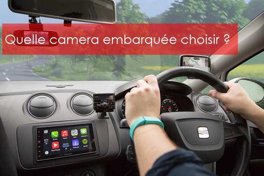 camera de voiture enregistrement