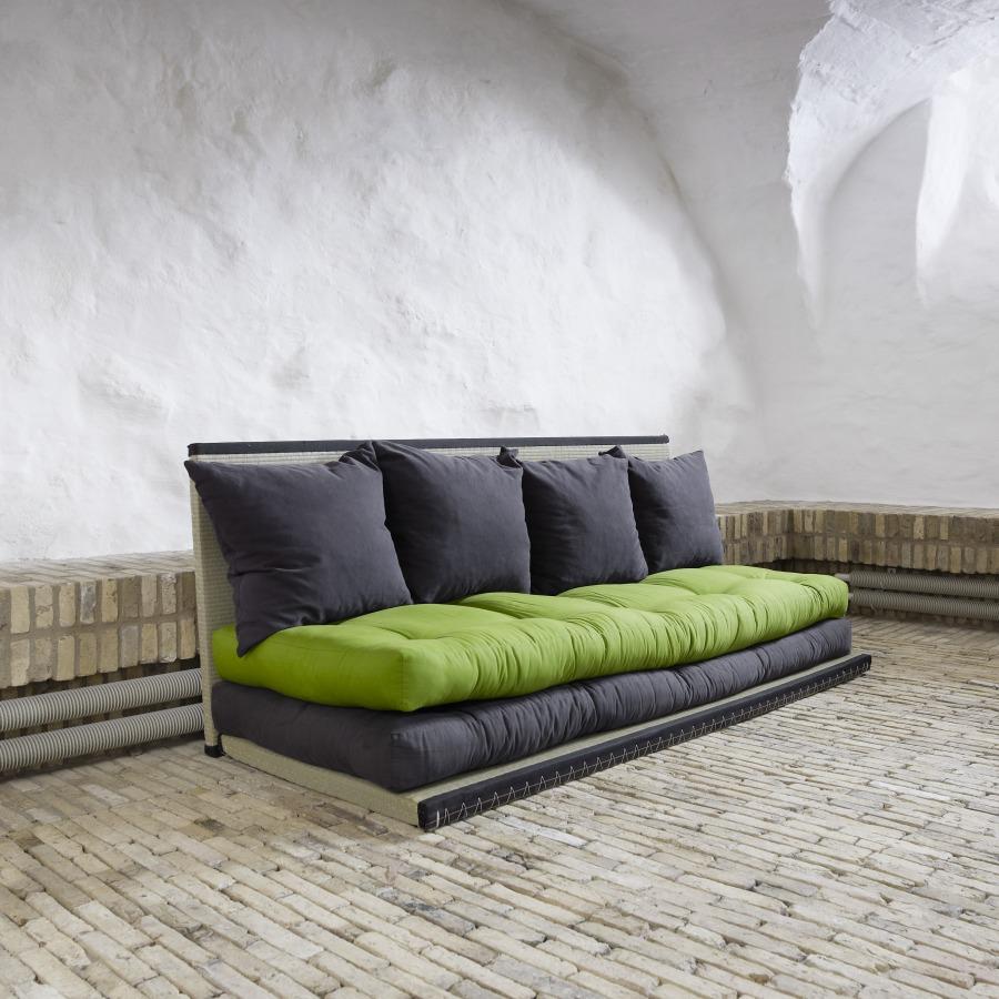 canapé avec matelas