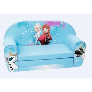 canapé lit reine des neiges