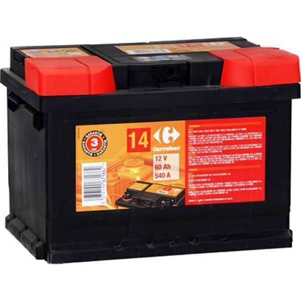 carrefour batterie