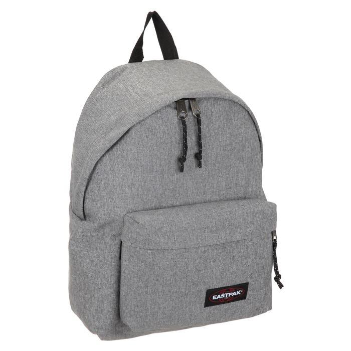 cartable eastpak gris