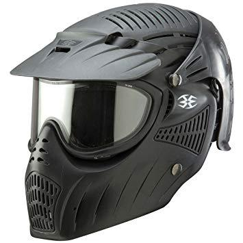 casque paintball