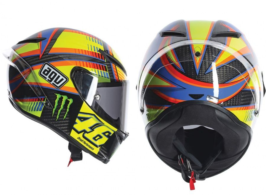 casque replica rossi