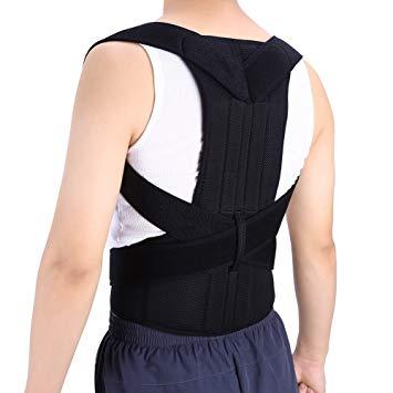 ceinture dorsale homme