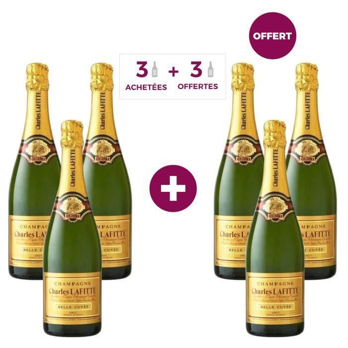 champagne le moins cher
