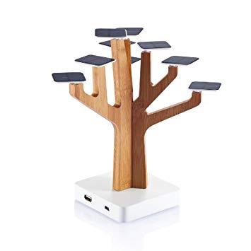 chargeur solaire design