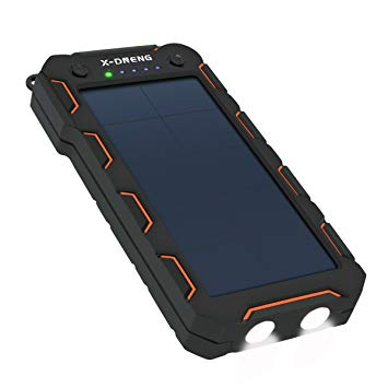chargeur solaire smartphone