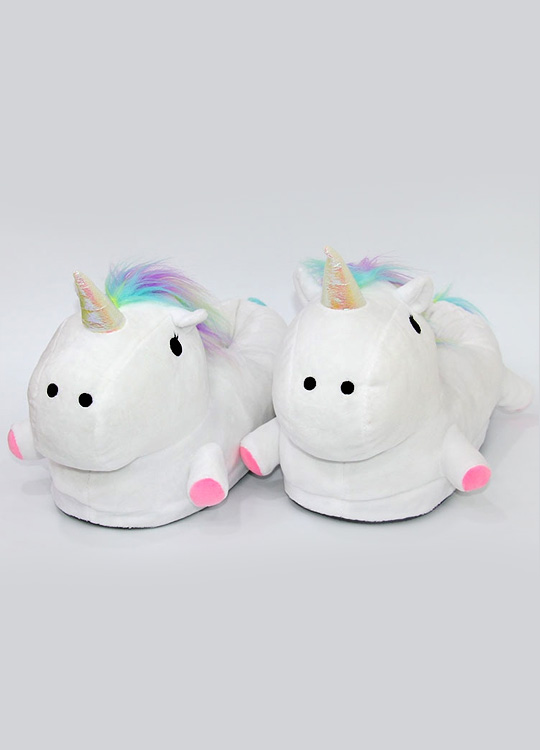 chaussons licorne pas cher