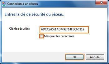 clé wifi windows 7