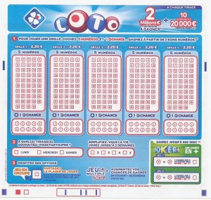 comment jouer au loto