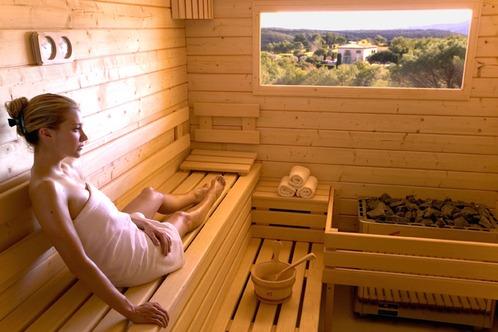 comment utiliser un sauna