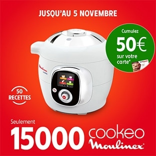 cookeo promotion