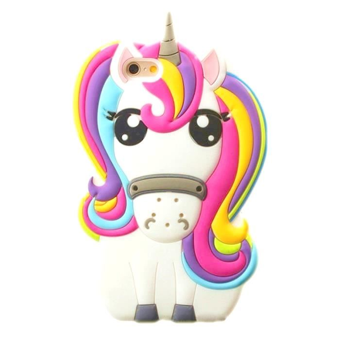 coque iphone 5c licorne