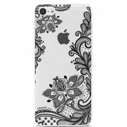 coque iphone 5c transparente motif
