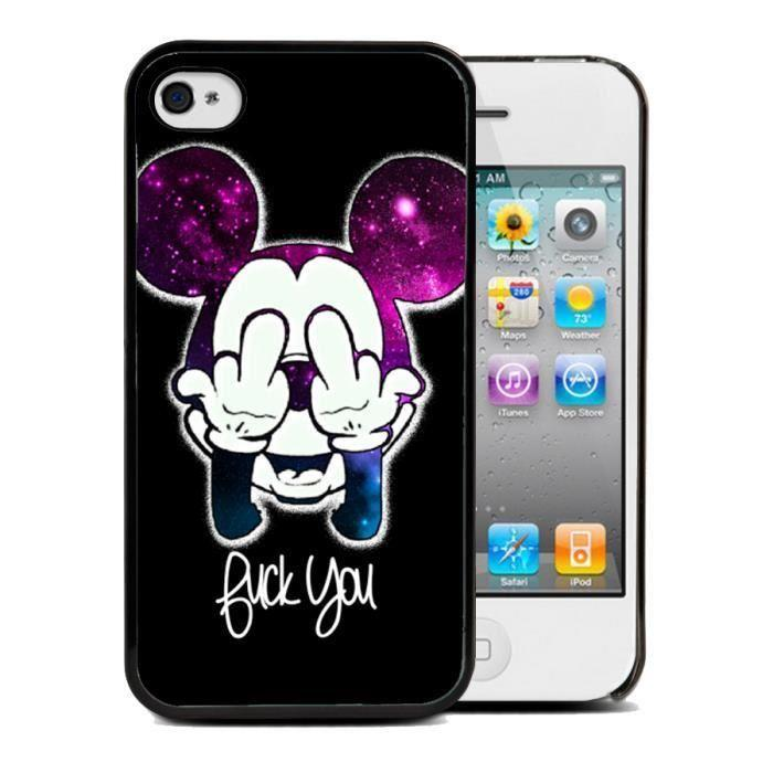 coque iphone 5 oreille de mickey