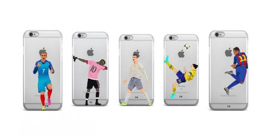 coque iphone 7 foot