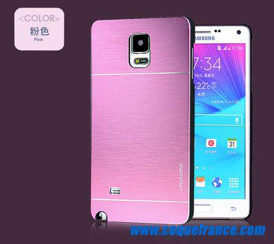 coque pour galaxy note 4