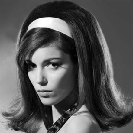 coupe de cheveux année 60