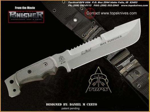couteau de survie haut de gamme