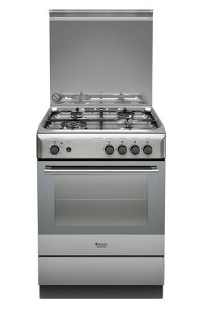 cuisiniere ariston inox