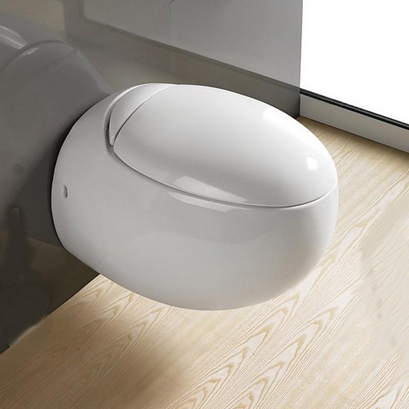 cuvette wc suspendu design