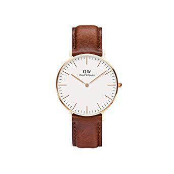 daniel wellington bracelet cuir