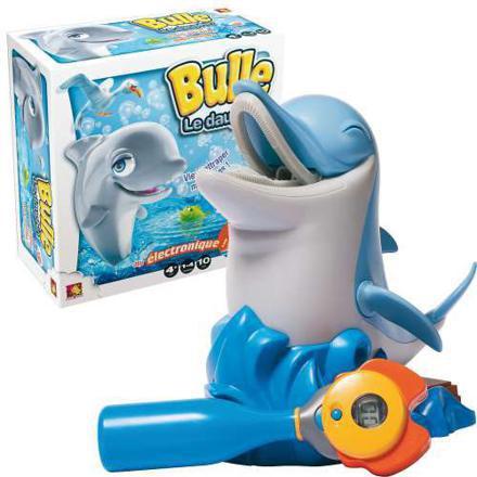 dauphin bulle jouet
